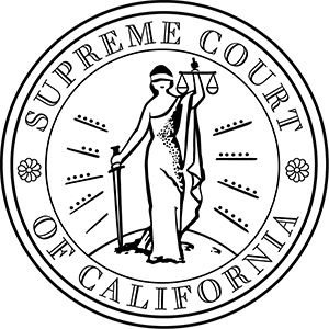 Admitted to practice California Supreme Court