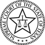 Admitted to practice Texas Supreme Court